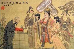 Cái kết bi thảm của sư thầy được Võ Tắc Thiên đặc biệt sủng ái