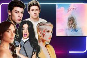 Các sao US-UK ưa thích nhất ca khúc nào từ album 'Lover' của Taylor Swift?