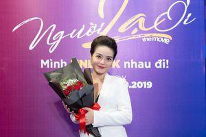 Hồng Kim Hạnh tái xuất sau 10 năm không đóng phim điện ảnh