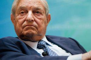 'Trùm' đầu cơ George Soros khen chính sách của ông Trump với Trung Quốc và Huawei
