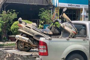 Vụ nhà báo tử vong dưới sông ở Sài Gòn: Đã tìm thấy xe máy của nạn nhân