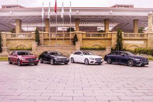 Hé lộ giá bán Mercedes-Benz E 300 AMG 2019 tại Việt Nam