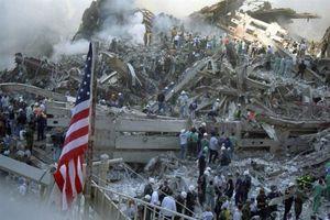 Những bức ảnh lần đầu được công bố về hiện trường vụ khủng bố 11-9