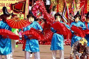 Thanh Hóa đưa 'Trò diễn Xuân Phả' tham dự Liên hoan trình diễn di sản văn hóa phi vật thể quốc gia