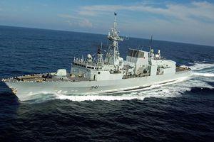 Chiến hạm Canada bất ngờ khiến Trung Quốc bận tâm