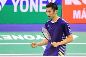 Tiến Minh thắng nhà vô địch Olympic trẻ ở vòng 3 Vietnam Open