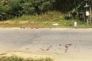 Xe máy tông nhau, 2 người đàn ông tử vong