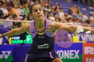 Giải cầu lông Việt Nam Open 2019: Tay vợt Carolina María thua thảm vì khinh địch