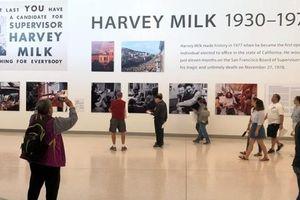 Có gì bên trong nhà ga sân bay lấy tên chính trị gia đồng tính Harvey Milk trị giá 56 tỷ?