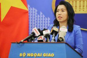 Trung Quốc cản trở hoạt động dầu khí của Việt Nam là sự vi phạm luật pháp quốc tế