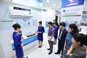 Panasonic mở khu vực trưng bày giải pháp không khí toàn diện tại Việt Nam