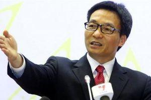 Phó thủ tướng Vũ Đức Đam: Việt Nam hướng tới một thập niên phát triển bền vững hơn