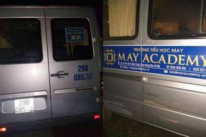 Tài xế bất ngờ tử vong trong ô tô đưa đón học sinh tại Hà Nội