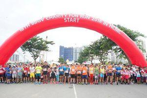 Hơn 12.000 người sẽ tham gia chạy bộ gây quỹ từ thiện BBGV Charity Fun Run 2019