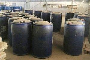 Xử phạt 4 người Trung Quốc liên quan vụ 'kho hàng chứa hóa chất sản xuất ma túy'
