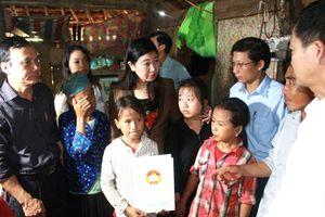 TP Hà Nội hỗ trợ tỉnh Tuyên Quang 100 triệu đồng khắc phục hậu quả mưa lũ