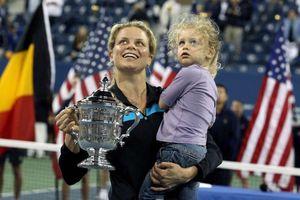 Cựu số một thế giới Kim Clijsters trở lại thi đấu ở tuổi 37