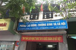 Vụ thương binh 'ảo' ở Quảng Ngãi: Bắt tiếp người thứ 2