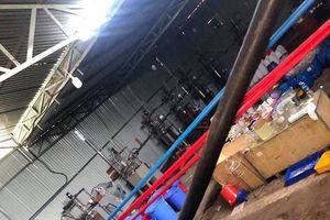 Triệt phá công xưởng mở 'phòng thí nghiệm' ở Kon Tum: 'Đi qua nhiều lần nhưng không ai biết gì'