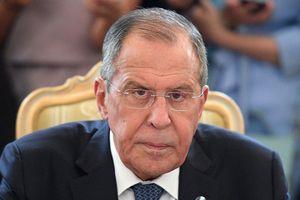 Ngoại trưởng Nga thông báo chiến tranh Syria đã chấm dứt