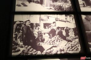 Chuyển động cùng 'Gánh hàng rong và những tiếng rao trên đường phố Hà Nội'