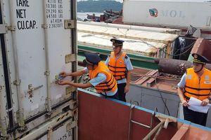 Chi cục Hải quan Cửa khẩu Cảng Vạn Gia: Tăng cường kiểm tra, giám sát hàng hóa qua cảng