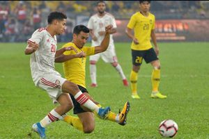 Báo Malaysia khẳng định UAE mới mạnh, coi Việt Nam và Thái Lan là cửa dưới