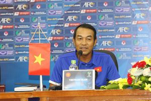 HLV Đinh Thế Nam: 'U16 Việt Nam đã sẵn sàng cho Vòng loại U16 châu Á'