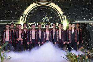 30 thí sinh vào chung kết cuộc thi Mister Việt Nam 2019
