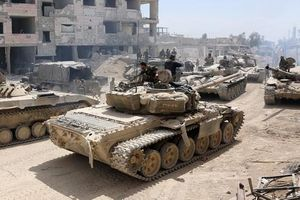 Tuyên bố chiến tranh Syria đã kết thúc, Nga bị tố 'đem đồng minh bỏ chợ'
