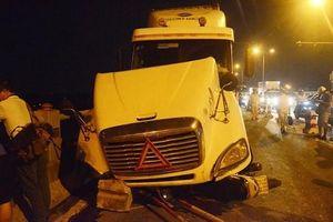 'Hung thần' container và những vụ tai nạn thảm khốc