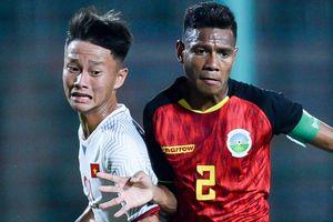 U16 Việt Nam giành chiến thắng ở trận ra quân vòng loại châu Á