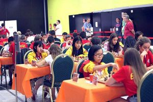 Cờ vua Việt Nam thắng lớn tại giải trẻ thế giới