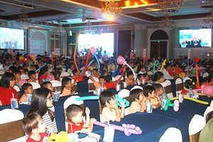 Tổ chức Tết Trung thu cho hơn 1.000 trẻ em có hoàn cảnh khó khăn