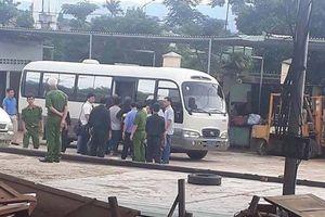 Khởi tố, bắt tạm giam nhóm người Trung Quốc trong đường dây sản xuất ma túy lớn nhất cả nước