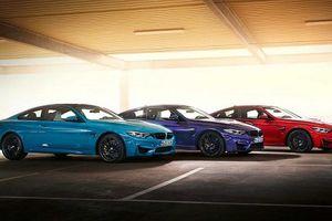 'Soi' BMW M4 2020 phiên bản đặc biệt Edition M Heritage
