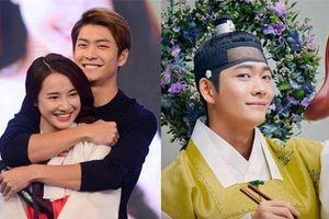 'Tình nhân' một thời của Nhã Phương - Kang Tae Oh đẹp trai ngời ngời trong phim đóng cùng ngọc nữ Kim So Hyun