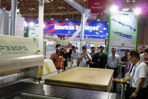 Sắp diễn ra triển lãm quốc tế về máy móc, thiết bị công nghiệp chế biến gỗ 2019