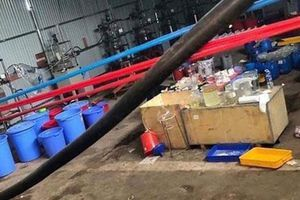 Bắt tạm giam 8 đối tượng trong ổ nhóm sản xuất ma túy ở nhiều tỉnh phía Nam