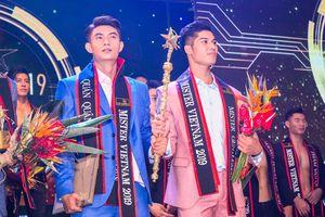 Lý do cuộc thi 'Mister Việt Nam 2019' trao giải Quán quân cho 2 người