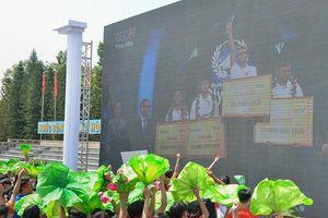 Nam sinh Nghệ An giành quán quân Olympia 19