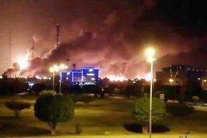 Giá dầu thế giới sẽ tăng khi Ả Rập Saudi cắt giảm 50% sản lượng sau các vụ tấn công
