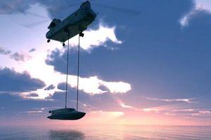 Hải quân Anh thử nghiệm tàu ngầm của 'điệp viên 007'