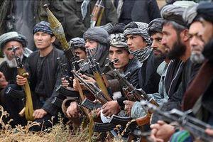 Afghanistan không kích, diệt ít nhất 40 tay súng Taliban