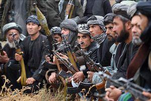 Afghanistan tiêu diệt ít nhất 40 tay súng Taliban trong chiến dịch không kích