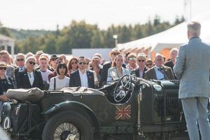 Sau Ford Mustang, tín đồ Bentley vội vàng tụ hội lập kỷ lục thế giới mới