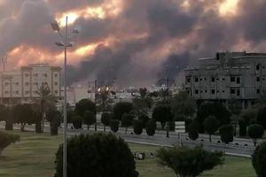 Hứng đòn không kích của Houthi, sản lượng dầu của Arab Saudi giảm một nửa