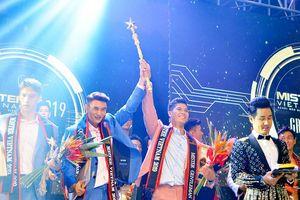 Phạm Đình Lĩnh và Phạm Minh Quyền giành ngôi vị Quán quân Mister Việt Nam năm 2019