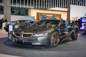 Ngắm BMW phiên bản i8 trước giờ khai tử