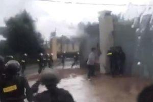 Hàng trăm trinh sát đột kích xưởng ma túy 'khủng' ở Kon Tum và Bình Định